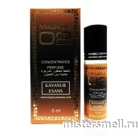 Kayanur Esans MALIK-UL 02 Concentrated Perfume (Масляные турецкие духи МАЛИК -УЛ 02 Каянур Эссенс), 6 мл.